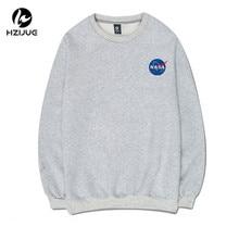 НАСА Толстовки moletom masculino Высокое качество хлопка пуловер анти социальные social club футболка двадцать один пилотов балахон