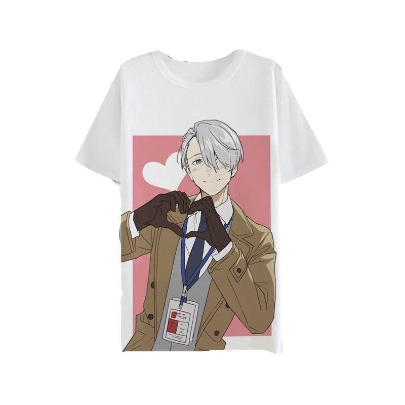 ROLECOS Anime Yuri !!! na lodzie Cosplay Kostium Koszule Victor - Kostiumy - Zdjęcie 4