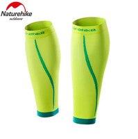 Naturehike 1 Paar Ademend Running Compressie Been Mouwen Spier Bescherming Veiligheid Sokken Basketbal Running Beenwarmers