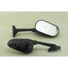 Motorcycle Rearview Mirrors For Suzuki GSXR1000 03-06 SV650 SV1000S SV 1000S High Quality Left Right Carbon Motorcycle Parts