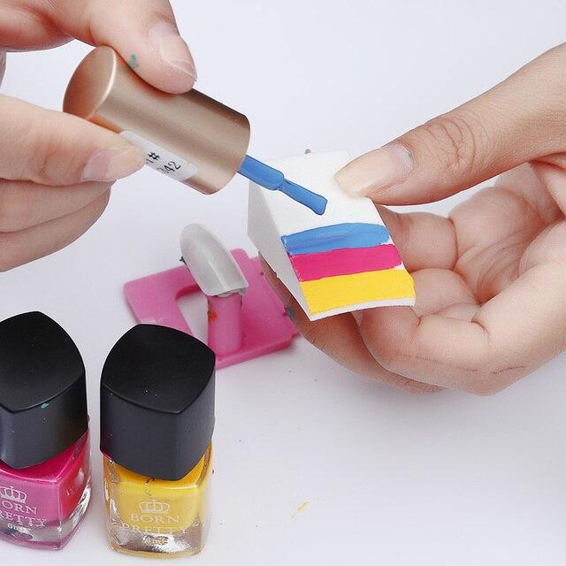 3Pcs Gradient Nails Soft Sponges for Color Fade Manicure Color ...