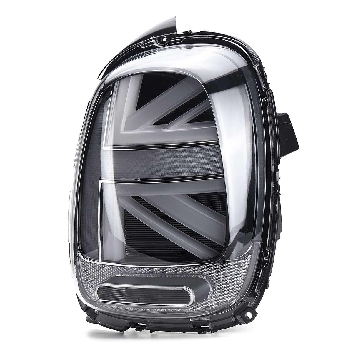 Image 3 - 2 sztuk światło tylne samochodu uniwersalny dla Mini Cooper F55 F56 F57 2014 2015 2016 2017 2018 + LED W/żarówką tylne światło cofania tylne światło przeciwmgłoweLampy sygnałowe   -