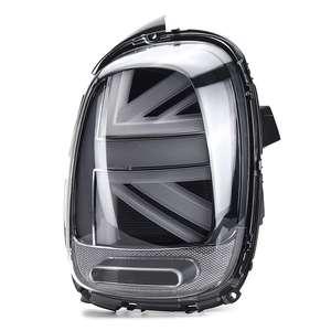 Image 3 - 2PCS Car Tail light Universal For Mini Cooper F55 F56 F57 2014 2015 2016 2017 2018+ LED W/ Bulb Rear Reverse Lamp Tail Fog light