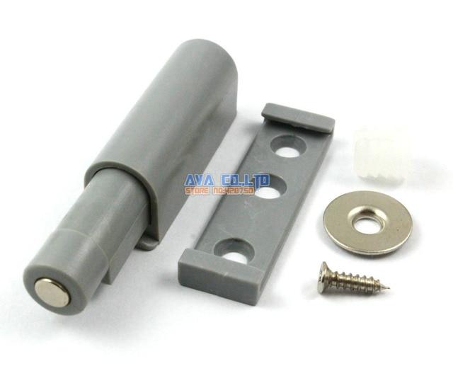 Keukenkast Zonder Deur : Stks magneet push to open systeem voor keukenkast deur demper