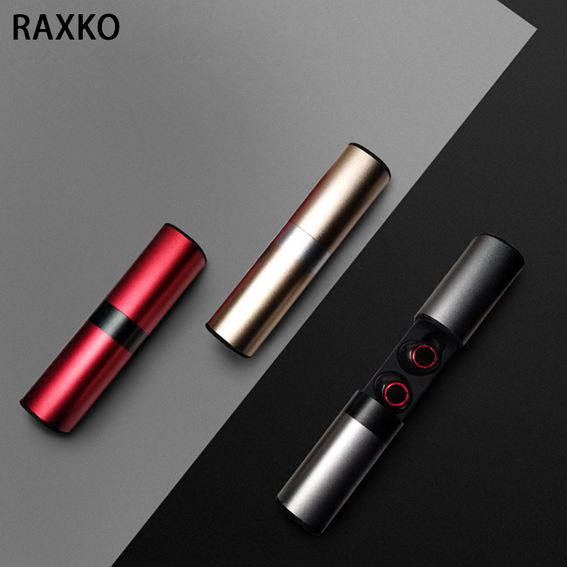 TWS Mini Wireless Bluetooth Earphone Headphone Stereo Earbud Headset Earpiece With Charging Box Mic For All Smart phone Xiaomi