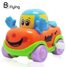 Мини авто металлический тяга мультфильм автомобиль назад миниатюры машины автобусы грузовик игрушки Пластиковые автомобили игрушки для детей день рождения Рождественский подарок