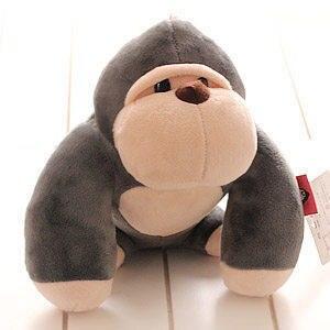 Haute qualité roi Kong peluche jouet orang-outan doux poupée 50 cm enfant cadeau nouveau singe doux peluche poupée toute vente et vente au détail