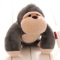 High Quality King Kong Plush Toy Orangutan Soft Doll 50cm Kid's Gift New Monkey Soft Stuffed Doll Whole Sale And Retails