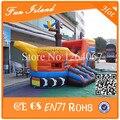 Frete Grátis Comercial Navio Pirata Inflável, o Castelo de salto inflável Para As Crianças Brincam, Bouncer Inflável Combo, Bouncer Inflável Casa