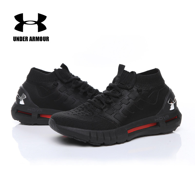 on sale eba9a fdb34 Under Armour Shoes Men UA HOVR Phantom Sneakers Men zapatillas hombre  Running Shoes Light Breathable Cushioning Sport Shoes