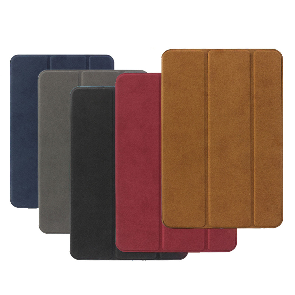 PU Leather Case for iPad Air 2 BGR Ultra Slim Light Weight Anti-Scratch Cover for iPad Air 2 6 Gen Folio Stand Protector Skin flip left and right stand pu leather case cover for blu vivo air