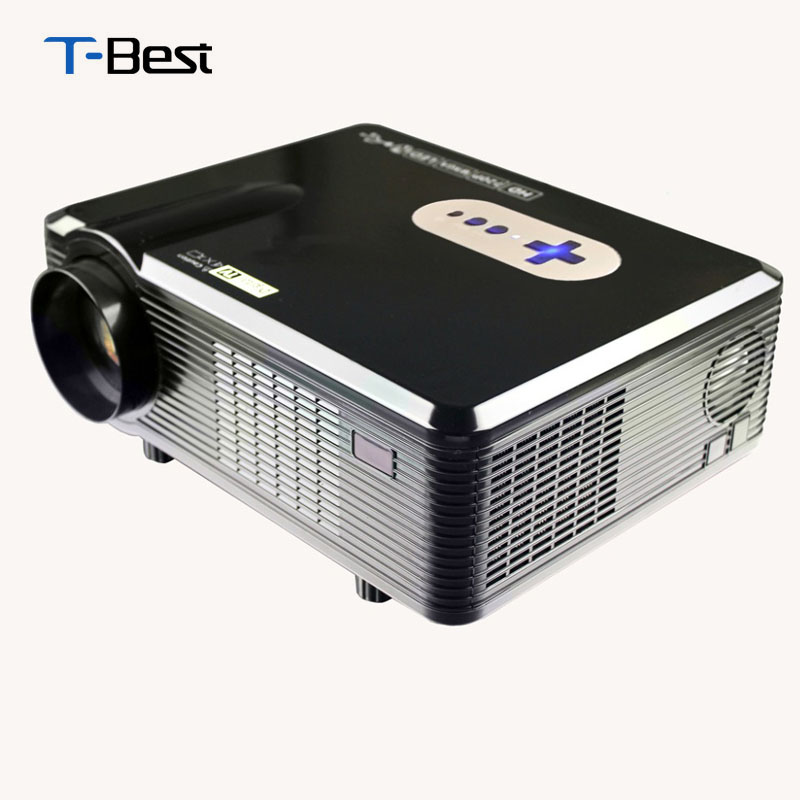 Original Cl720 Led Projector 3000 Lumens 1280 X 800: Excelvan CL720 Projector 3000 Lumens HD Home Theater