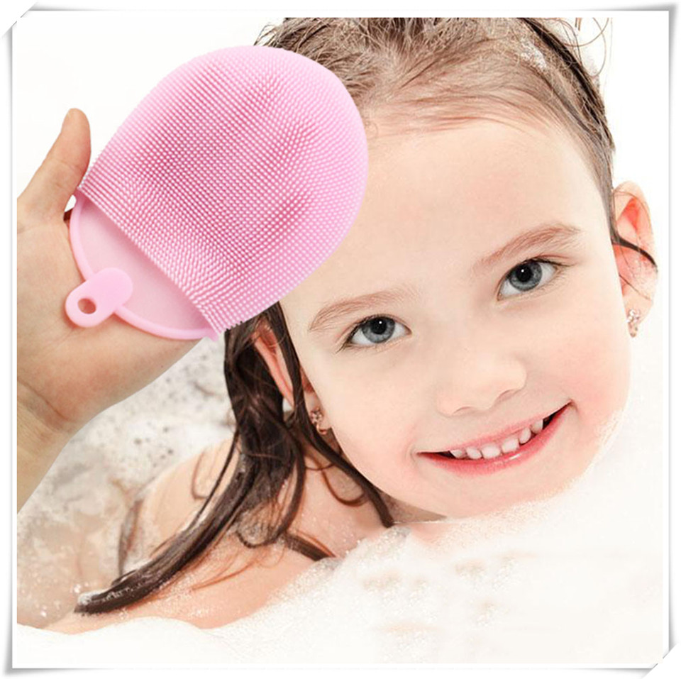 Silicone cleaning brush xq1