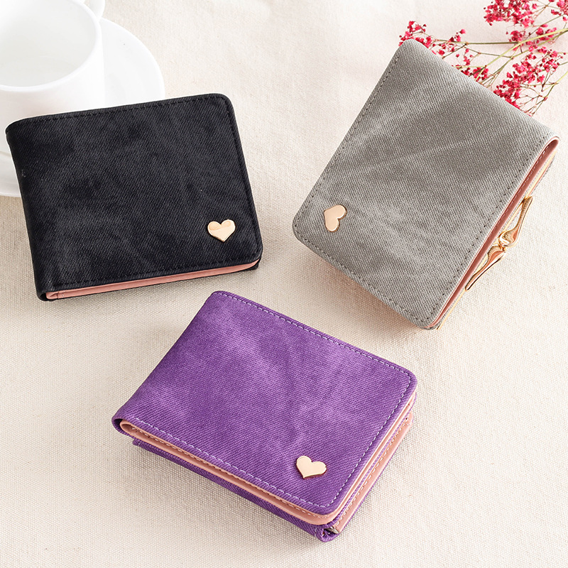 Women wallets and purses luxury brand famous small female wallets designer high quality pu leather fanny coin purses Clutch 5