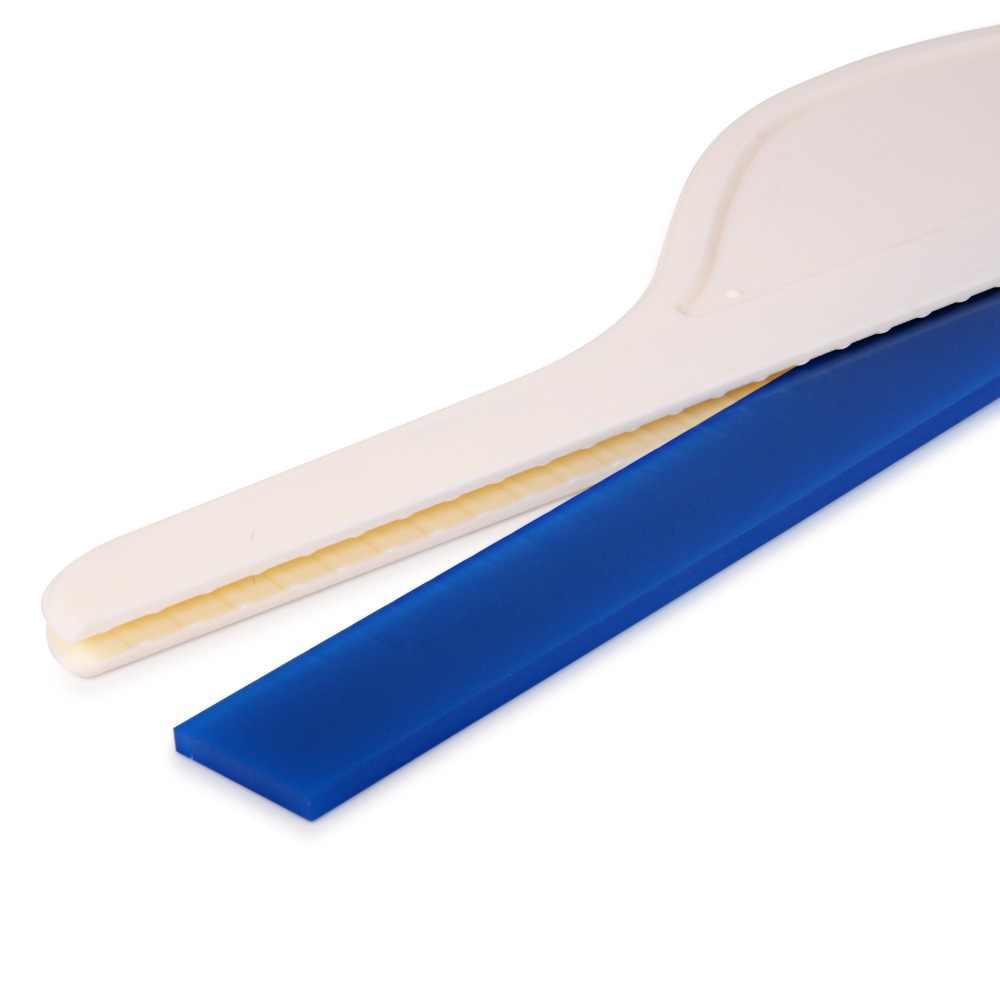 EHDIS 4 шт. водный стеклоочиститель очиститель автомобильный силиконовая лопатка винил скребок углеволоконная плёнка Обёрточная бумага инструмент инструменты для чистки автомобиля Окна Скребок