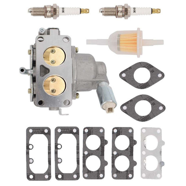 US $47 88 |Carburetor For Briggs & Stratton 20HP 21HP 23HP 24HP 25HP Intek  V Twin Engine Carb-in Carburetor from Automobiles & Motorcycles on
