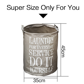 Fashion Fabric Laundry Basket Bag Best Children's Lighting & Home Decor Online Store