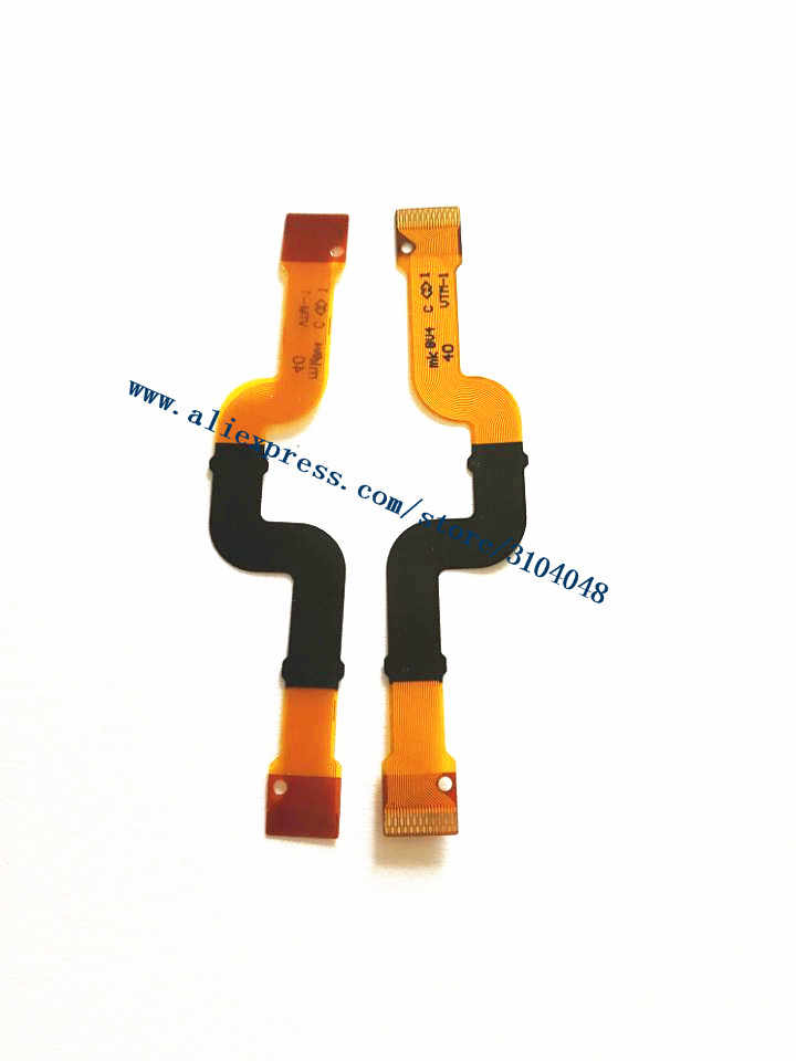 Nouveau câble flexible LCD rotatif pour Olympus TG-850 TG850 TG-860 TG860 pièce de réparation d'appareil photo numérique