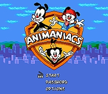 Animaniacs 16 bit MD Game Card For Sega Mega Drive For Genesis