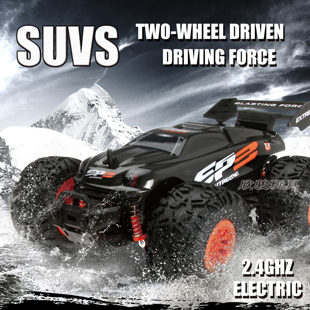 Remote Control Machine RC Car Drift 2.4G Truck 1:18 Radio Remote Control Model Battery Powered Cars Off-Road Electric Toys childred 1 32 detachable kids electric big rc container truck boy model car remote control radio truck toy with sound