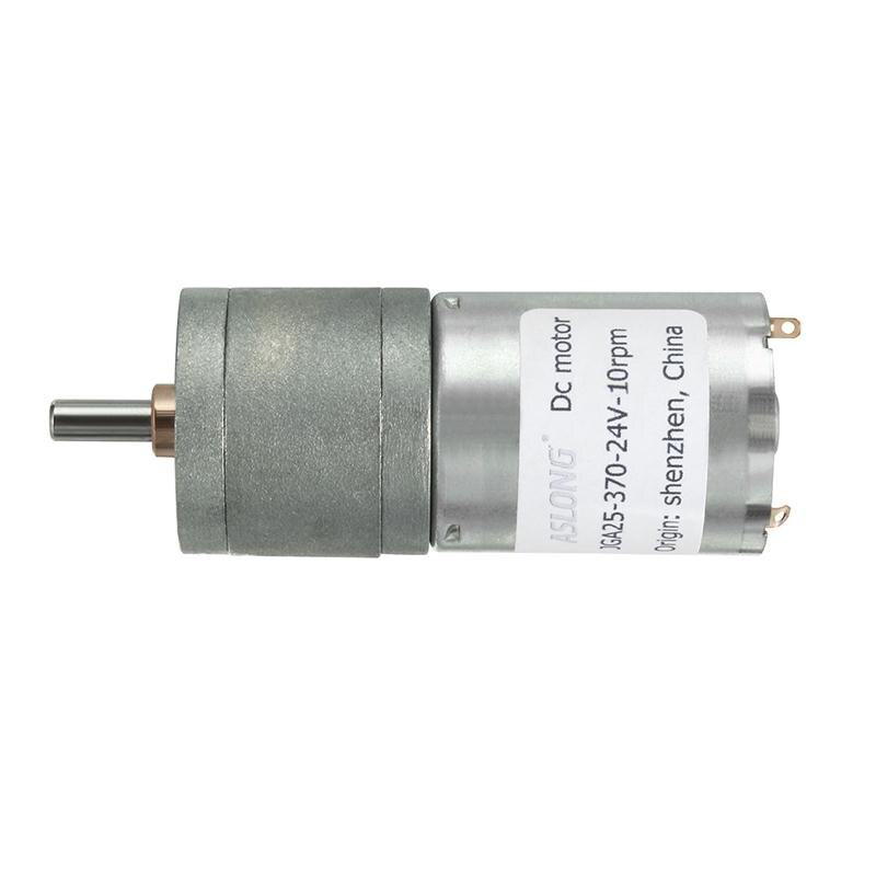 12v 5rpm Dc Motors 4mm Diameter Shaft Electric Gear Box