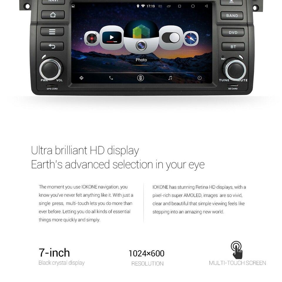 7 android quad core hd mirror link car dvd radio player for bmw e46 rh aliexpress com E46 Radio JVC bmw e46 radio cassette manual