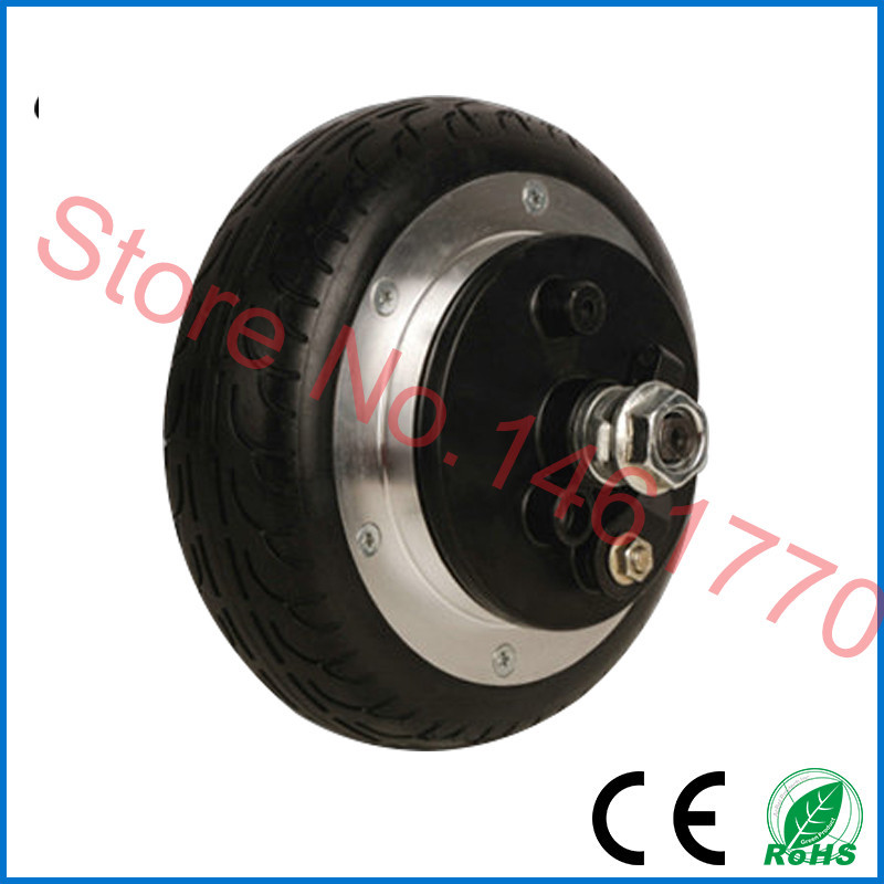 36v 400W 6 electric skateboard spare parts , electric scooter motor , electric wheel-motor 6 5 adult electric scooter hoverboard skateboard overboard smart balance skateboard balance board giroskuter or oxboard