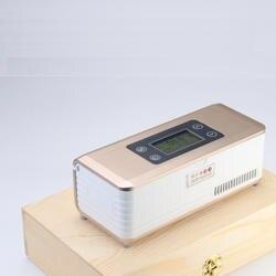Портативный ЖК-дисплей ручка для инъекций инсулина Case охлаждения хранения протектор охлаждающая сумка дорожный несессер пакет мешок