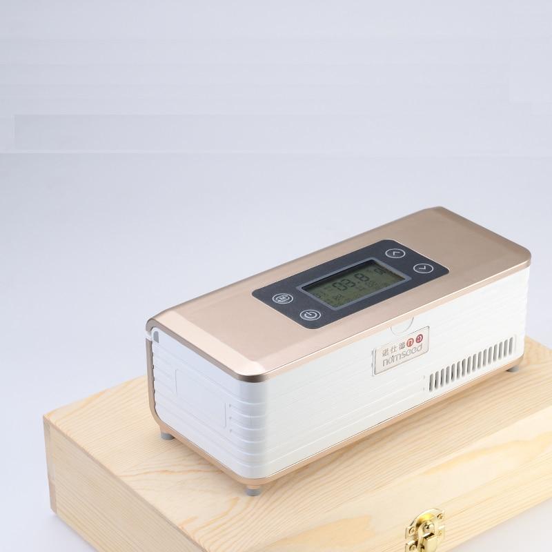 Portebla LCD Insulino Pen Case Cooling Storage Protector Cooler Voyage Pocket Pack Pouch Drogo Freezer  For Diabetes People