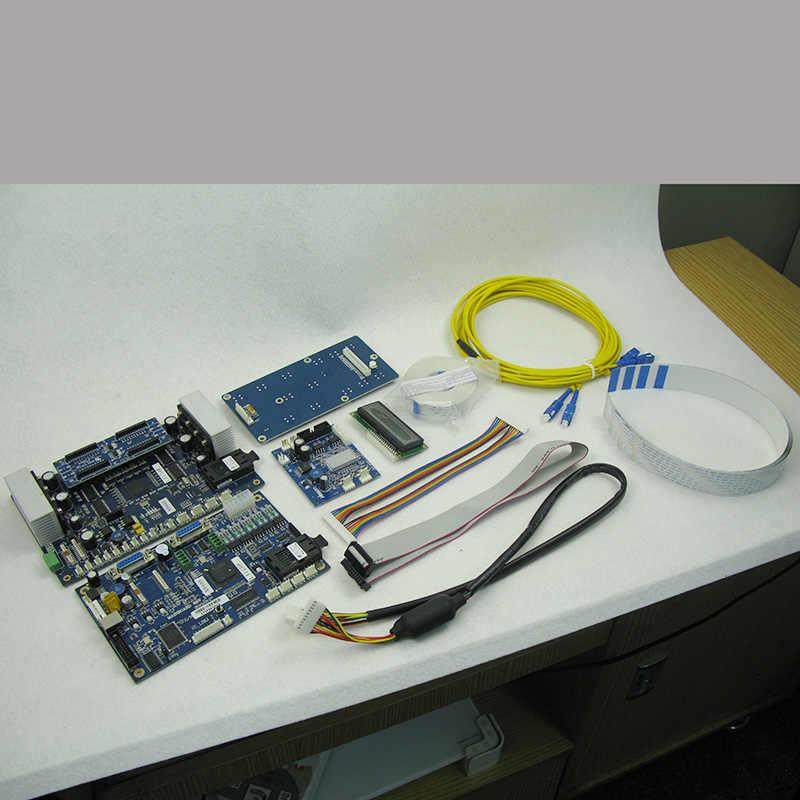 Double XP600 Printhead Hoson Papan untuk Eco Pelarut Printer (Honson System)