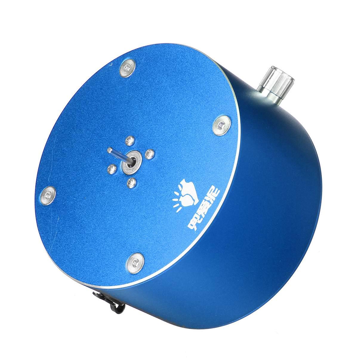 Plateau tournant Mini poterie roue céramique poterie Machine argile pour travaux pratiques outil bout des doigts poterie électrique formant la Machine pour l'apprentissage des Arts - 2