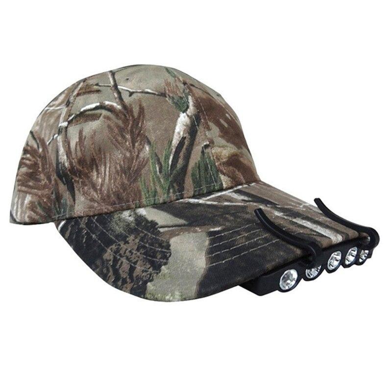 5 Led Hunting Hat Clip Light 2
