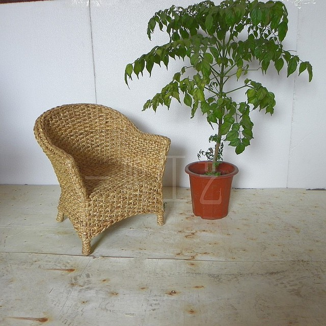Childrenu0027s Chairs Rattan Chair Rattan Straw Students Three Piece Coffee Table  Small Wicker Chair Outdoor