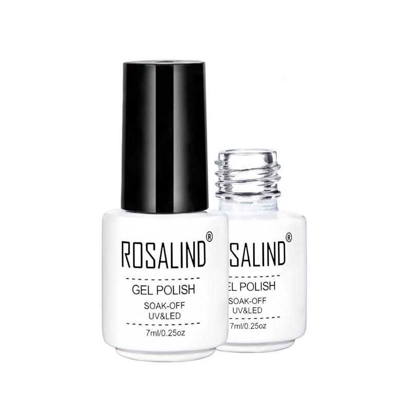Rosalind 7ML Nude Series Led UV Nail Gel Fast Dry Nail Polish Soak ...