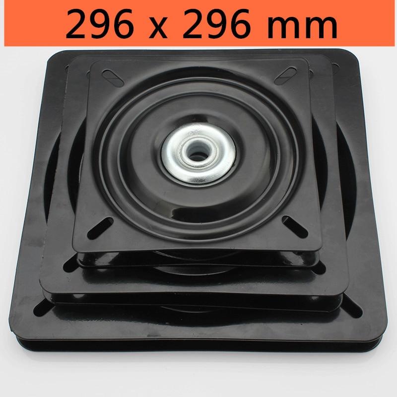 Genereus 296mm Draaitafel Lager Kwartelplaat Luie Susan! Geweldig Voor Mechanische Projecten Hardware Accessoires