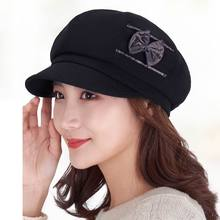 Octagonal-Cap Women Spring Fashion Cotton Casual Travel Female And Thin Outdoor New-Style