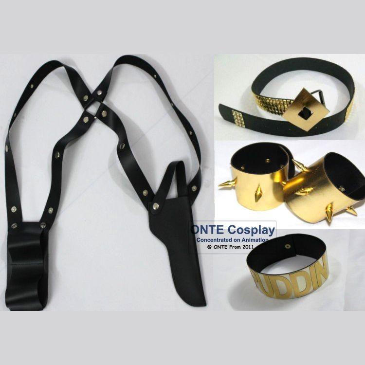 Gunbag+belt+neckwear+waistband_