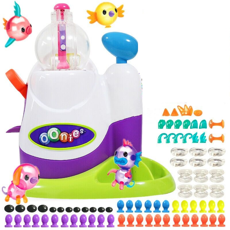 High Quality Magic Adhesive Music Wave Oonies Children DIY Handmade Creative Sticky Ball Onoies Bubble Inflator Toy Onies