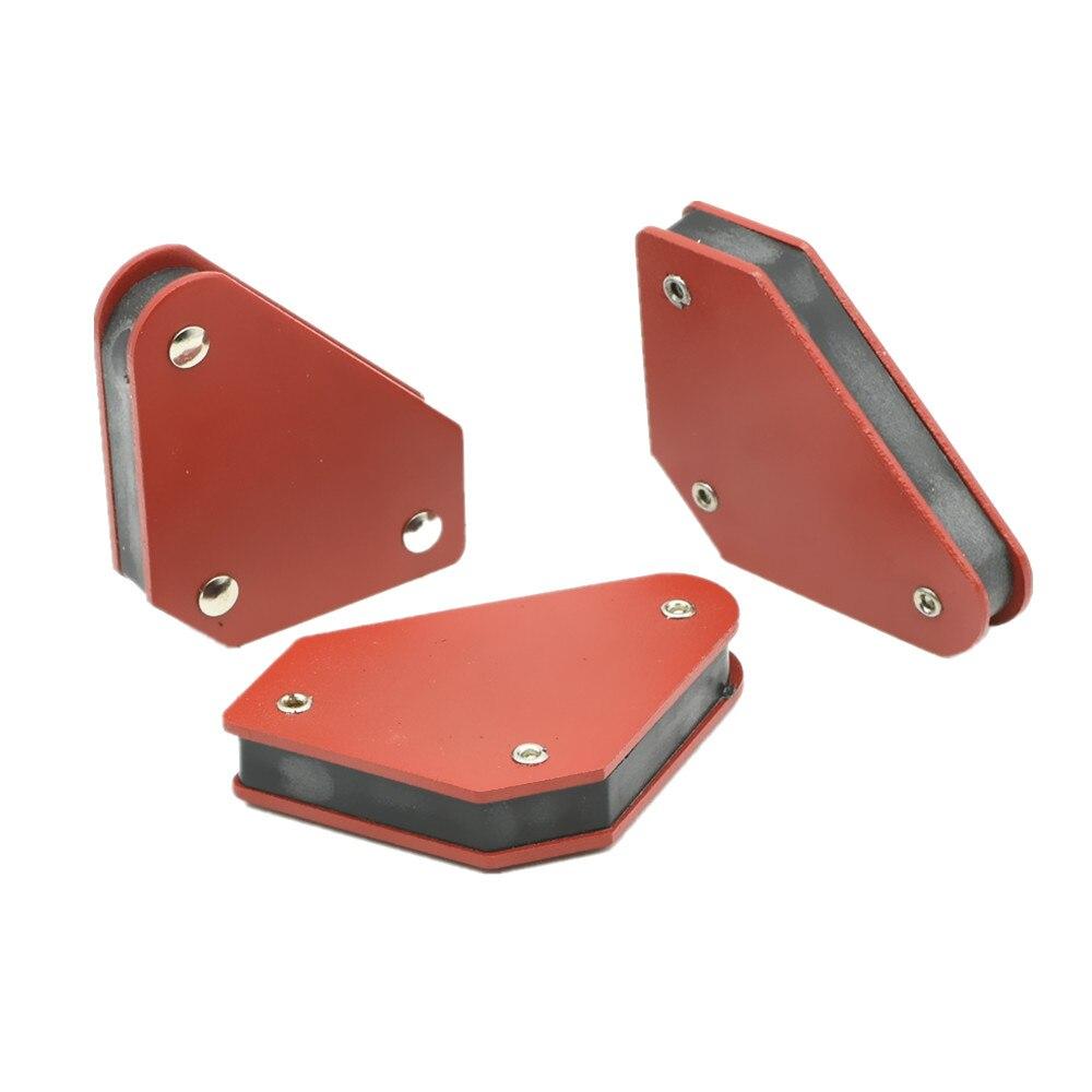 Mini posicionador de soldadura Multi-ángulo imán bisel soldador debe tener asistencia de abrazadera de imán de neodimio fuerte WM4