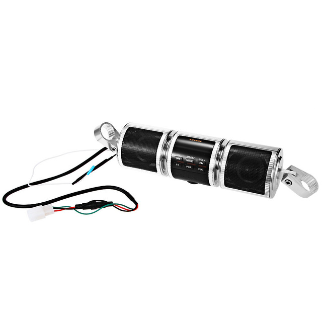 Motorcycle Bluetooth Speaker  5