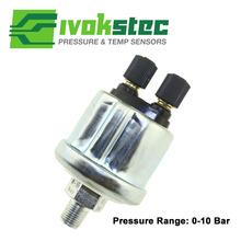 Przełącznik czujnika ciśnienia oleju silnika dla DEUTZ-FAHR BMW 09946645 T11919081 2230281 360-081-030-009K 360-081-030-009C 0-10 Bar tanie tanio Piezoelektryczny Czujnik Ciśnienia oleju 2230281 2 230 281 IVOK T11 919 081 Sygnał napięciowy Pojemność Typ Oil Pressure Sensor