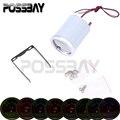 "POSSBAY 2"" 52mm Universal Voltimetro Digital Car Pointer Indicator Volt Voltage LED Gauge Car Auto Accessories"