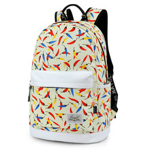 2018 Women Backpacks Fashion school backpack Teenager Girls School Bags Casual travel Backpack College Students Mochila Feminina цена