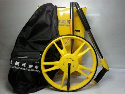 Entfernungsmesser Mit Rad : 9999 9 mt hand push mechanische distanzmessung rad straße meter