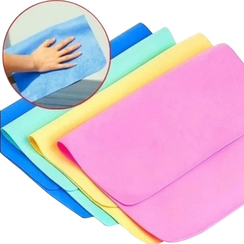 Small Pet Absorbent Towel Anti-mildew For Hamster Guinea Pig Grooming Cleaning