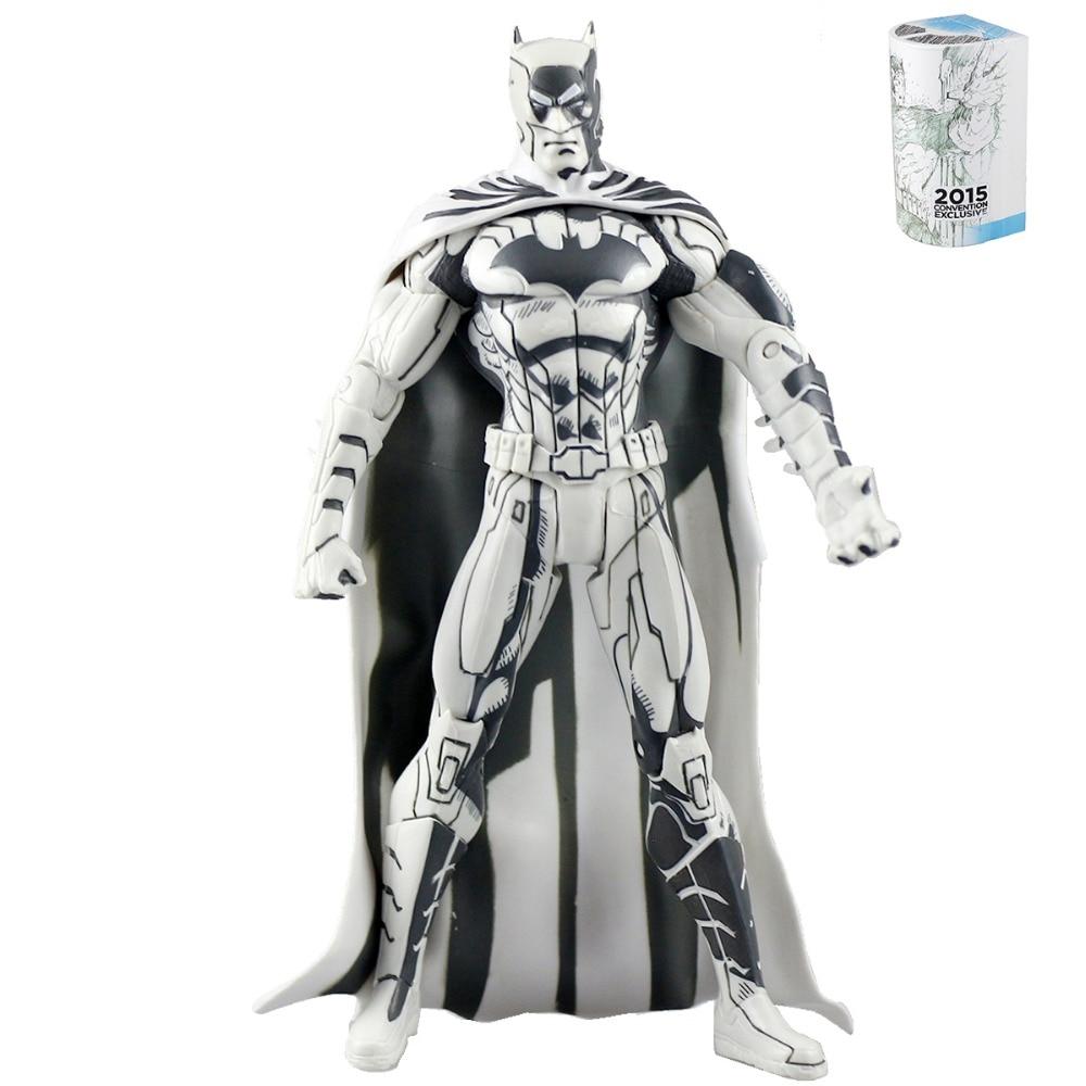 <font><b>DC</b></font> <font><b>Comics</b></font> <font><b>Blueline</b></font> Jim Lee Batman <font><b>Action</b></font> <font><b>Figure</b></font> <font><b>Superman</b></font> Collectibles Model Toy DC012128 Free Shipping
