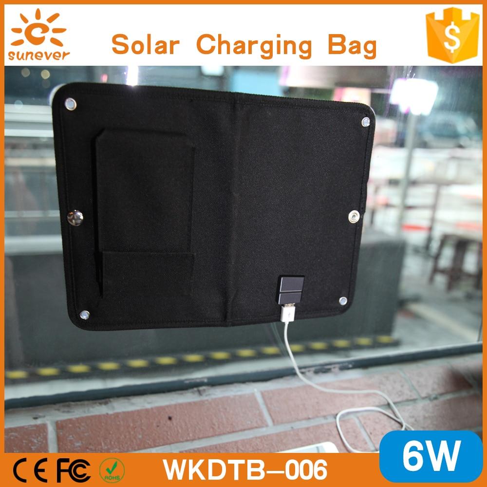 Шэньчжэнь workingda аксессуары для смартфона мини зарядное устройство usb/Cargador дель панели солнечных/солнечный складной сумка для мобильного те…