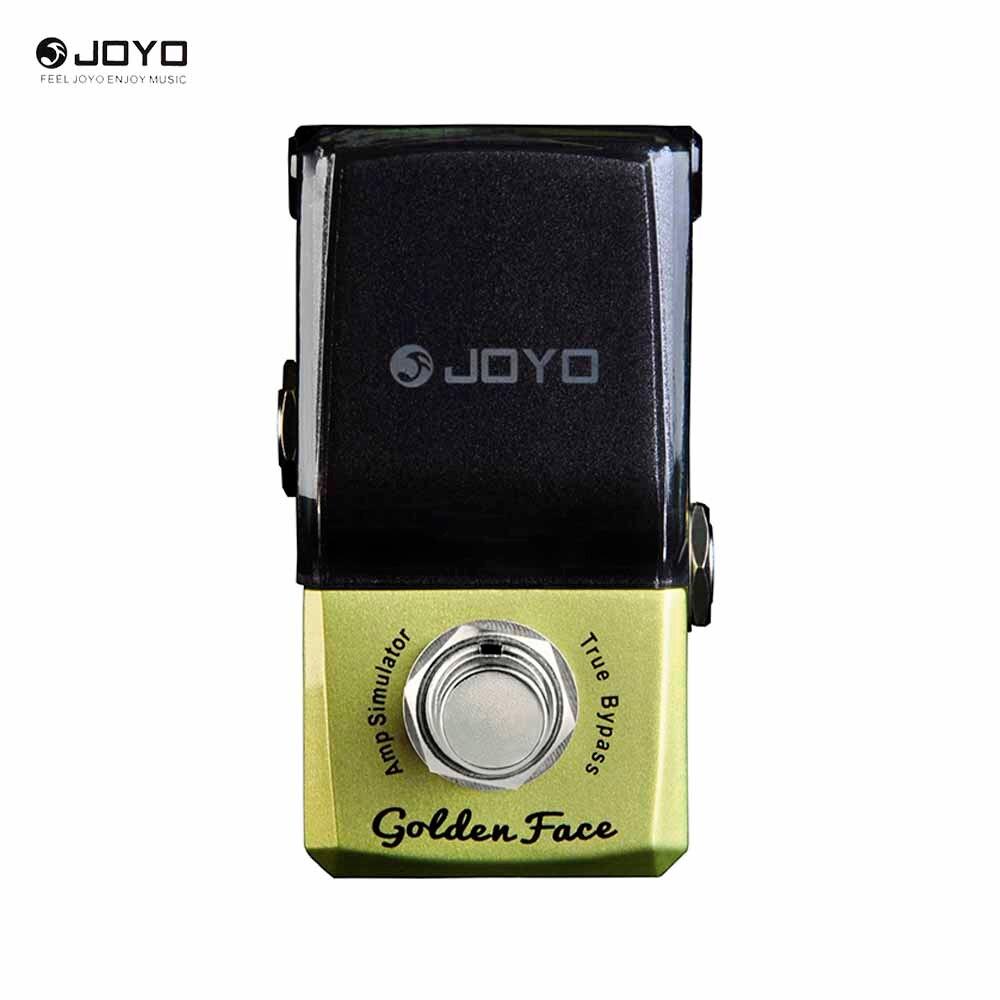 JOYO JF-308 Marshall Style Amp Simulator Mini Ironman Series Electric Effect Pedal