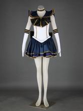 Sailor Moon anime cosplay Sailor Moon Meiou Setsuna cosplay disfraces de halloween para mujer