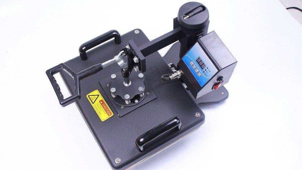 30*38 см 7 в 1 комбо термопресс машина термопередача машина термопресс принтер для крышки кружки пластины футболки печати